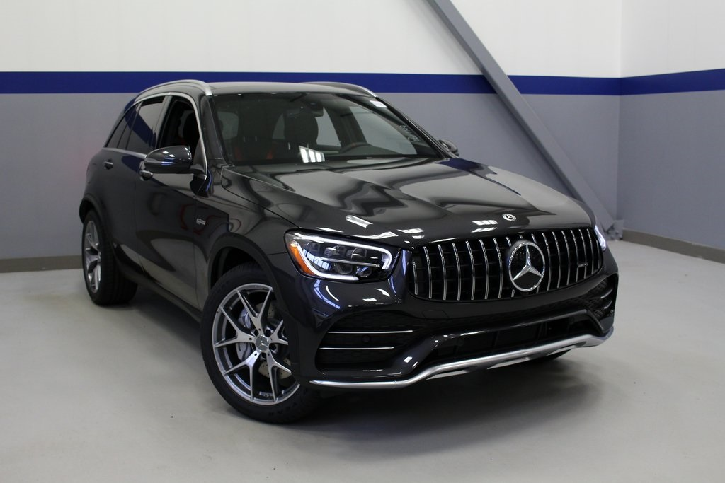 Glc 43 Amg >> New 2020 Mercedes Benz Glc 43 Amg 4matic 4d Sport Utility