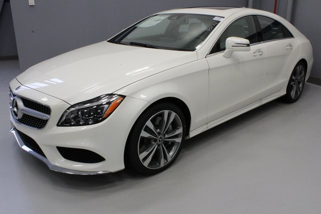 New 2017 Mercedes Benz CLS CLS 550