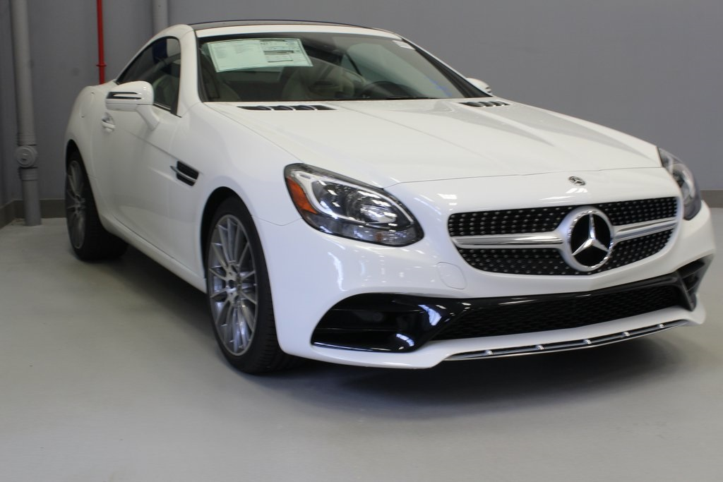 New 2019 Mercedes Benz Slc 300