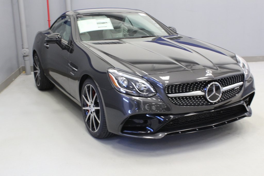 New 2019 Mercedes-Benz AMG® SLC 43 Roadster RWD ROADSTER