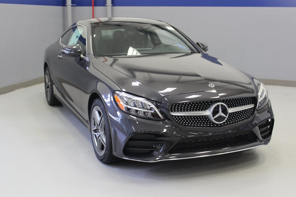 da5a158ef7 New 2019 Mercedes-Benz C-Class C 300 Sport COUPE in White Plains ...