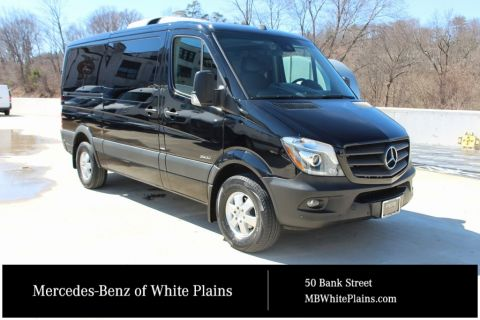 Certified Pre-Owned 2016 Mercedes-Benz Sprinter 2500 Passenger Van