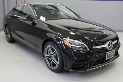 New Mercedes-Benz C-Class in White Plains | Mercedes-Benz of